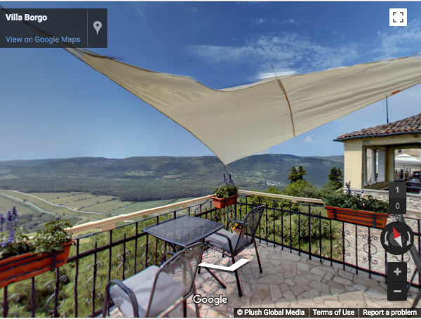 Croatia Virtual Tours - Villa Borgo