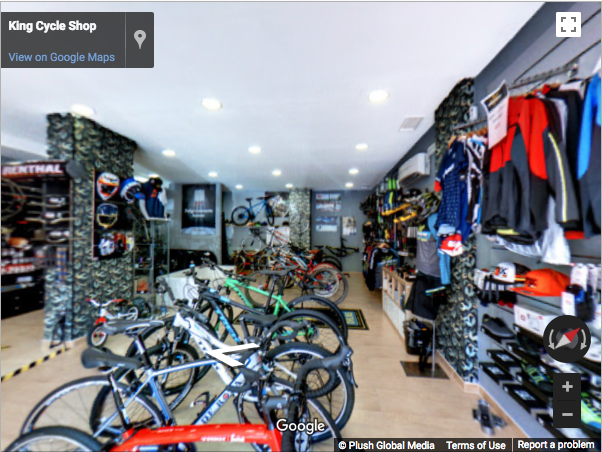 La Cala de Mijas Virtual Tours - KingCycle Shop