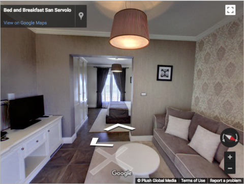 Croatia Virtual Tours – Bed & Breakfast San Servolo