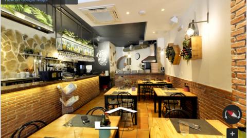 Barcelona Virtual Tours – Restaurante Pasta e Basta