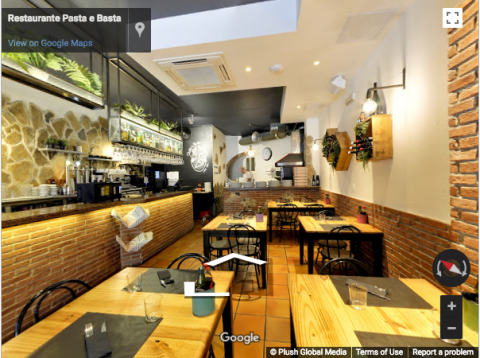 Barcelona Virtual Tours – Restaurante Pasta e Basta