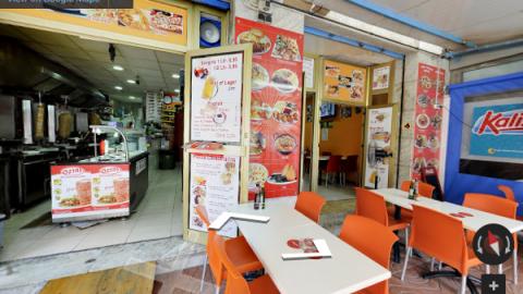 Tarragona Virtual Tours – Kebab Milenium
