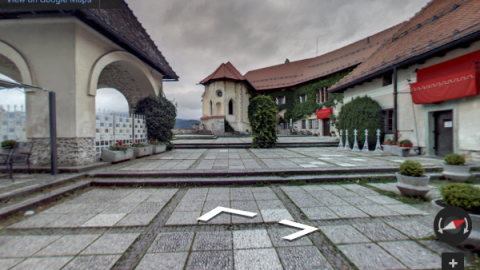 Slovenia Virtual Tours – Blejski grad (Bled Castle)