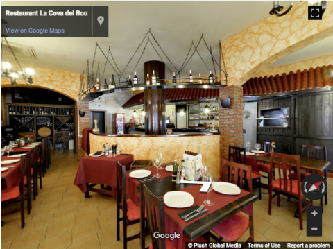 Barcelona Virtual Tours – LA Cova del Bou