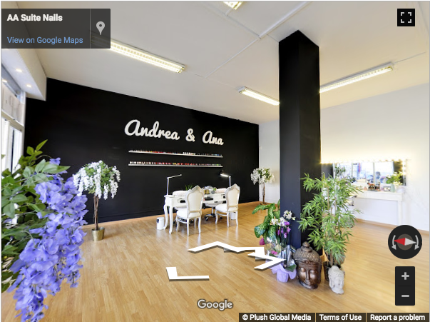 Barcelona Virtual Tours - AA Suite Nails
