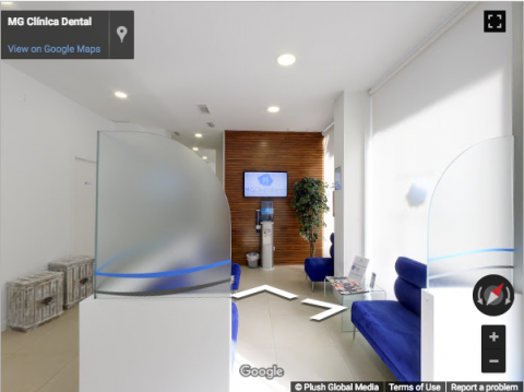 Madrid Virtual Tours – MG Clinica Dental