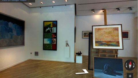 Serbia Virtual Tours – Arte Galerija