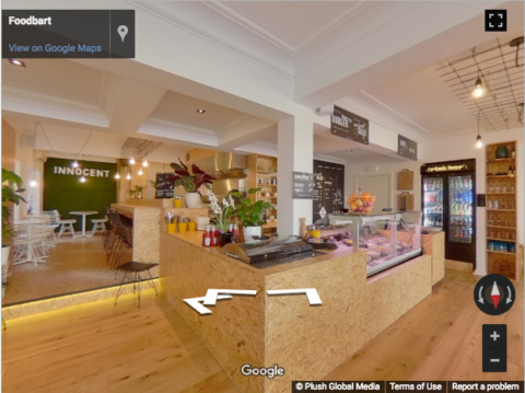 Deinze Virtual Tours – Foodbart