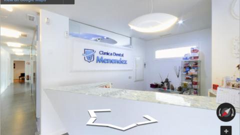 Madrid Virtual Tours – Clinica Menéndez