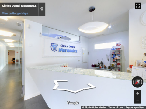 Madrid Virtual Tours – Clinica Menéndez