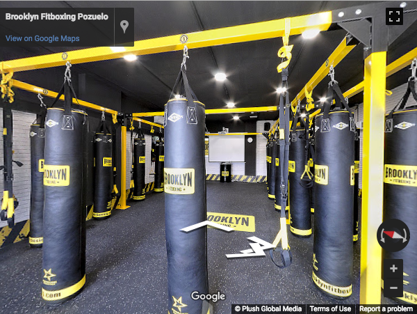 Madrid Virtual Tours - Brooklyn Fitboxing Pozuelo