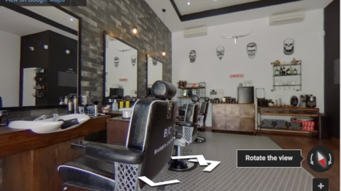 Marbella Virtual Tours – Barber Crowd