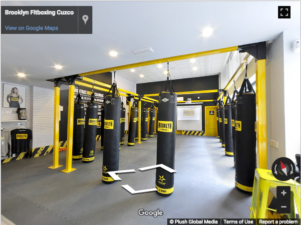 Madrid Virtual Tours - Brooklyn Fitboxing Cuzco
