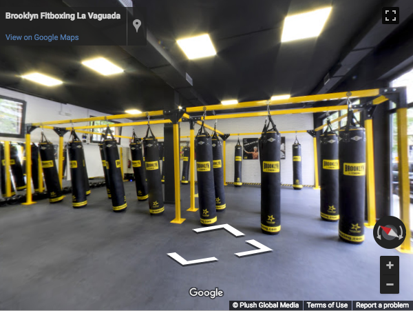 Madrid Virtual Tours - Brooklyn Fitboxing La Vaguada