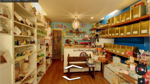 Madrid Virtual Tours – La Diosa Lakshmi