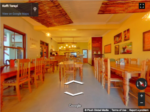 Cape Town Virtual Tours – Koffi Terapi