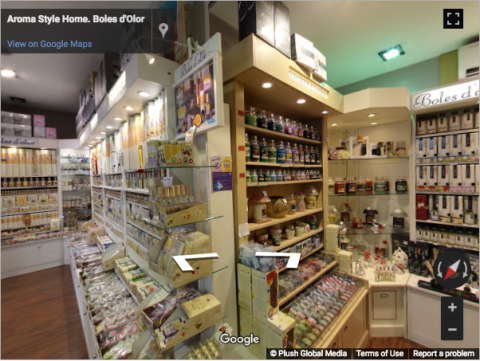 Madrid Virtual Tours – Aroma Style Home