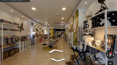 Madrid Virtual Tours – Yellow Interiorismo