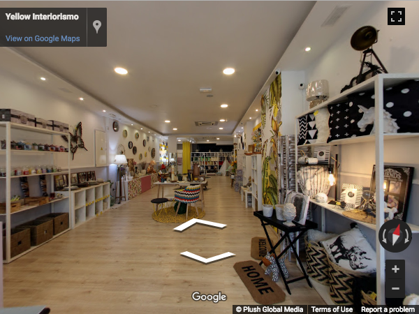 Madrid Virtual Tours - Yellow Interiorismo
