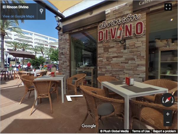 Puerto Banús Virtual Tours - El Rincon Divino