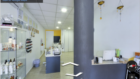 Tarragona Virtual Tours – Moon Estética y Tattoos
