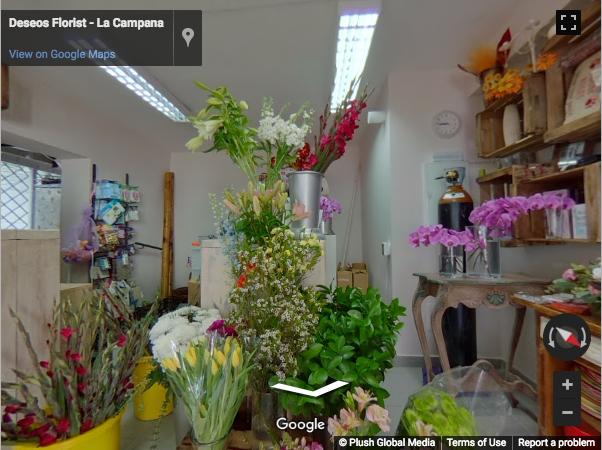 La Campaña Virtual Tours - Deseos Florist