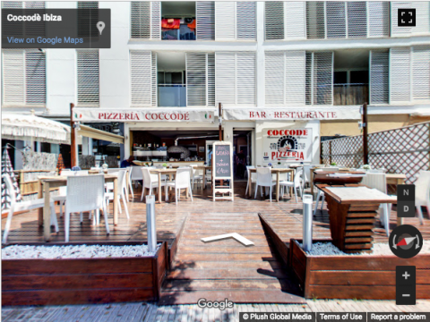 Ibiza Virtual Tours – Coccodé Ibiza