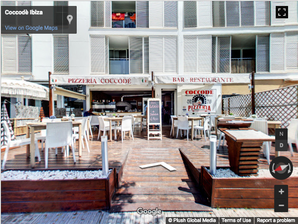 Ibiza Virtual Tours - Coccodé Ibiza