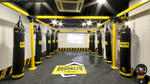 Madrid Virtual Tours – Brooklyn Fitboxing Guindalera