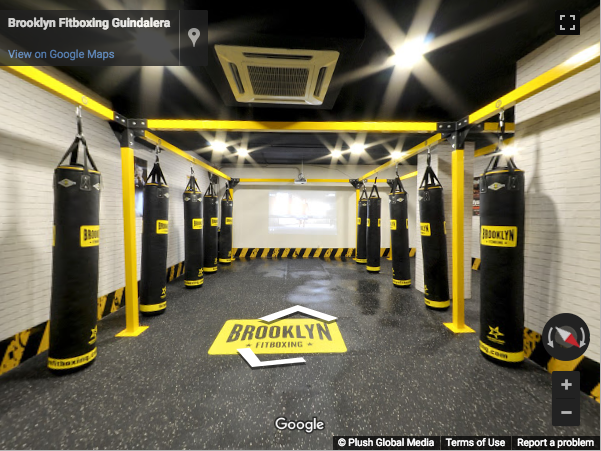 Madrid Virtual Tours - Brooklyn Fitboxing Guindalera