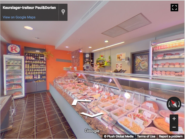 Deinze Virtual Tours - Keurslager Paul&Dorien