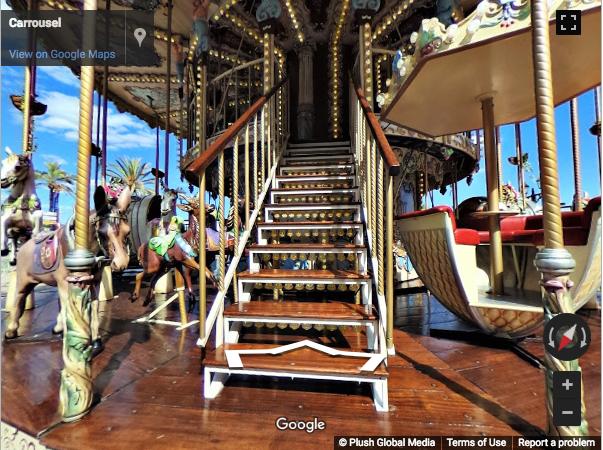 Fuengirola Virtual Tours - Carrusel Puerto Fuengirola