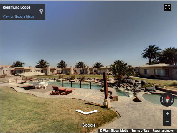 Namibia Virtual Tours - Rossmund Lodge