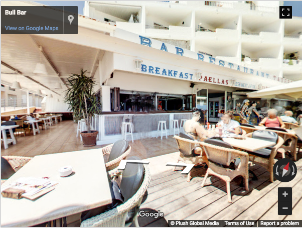 Ibiza Virtual Tours - Bull Bar Tavern Ibiza