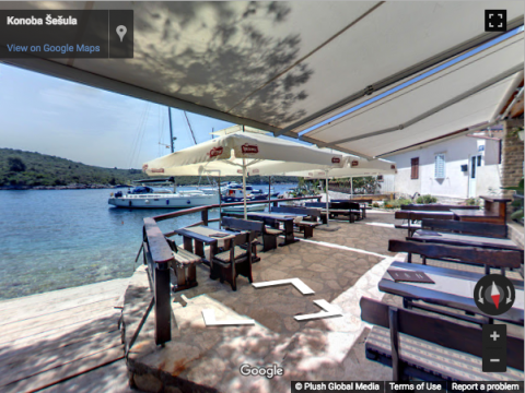Croatia Virtual Tours – Restoran Šešula