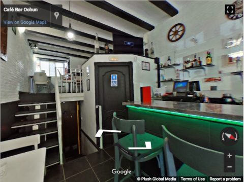 Fuengirola Virtual Tours – Café Bar Ochun