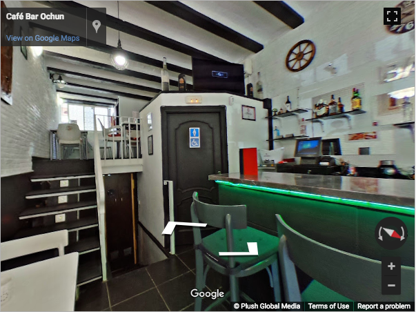 Fuengirola Virtual Tours - Café Bar Ochun