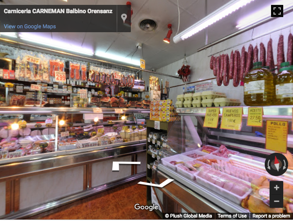 Madrid Virtual Tours - Carneman Zaragoza