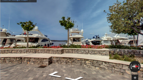 Croatia Virtual Tours – Marina Punat