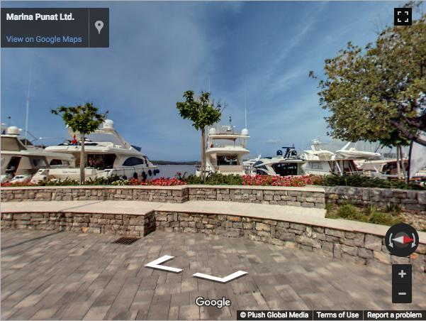 Croatia Virtual Tours - Marina Punat