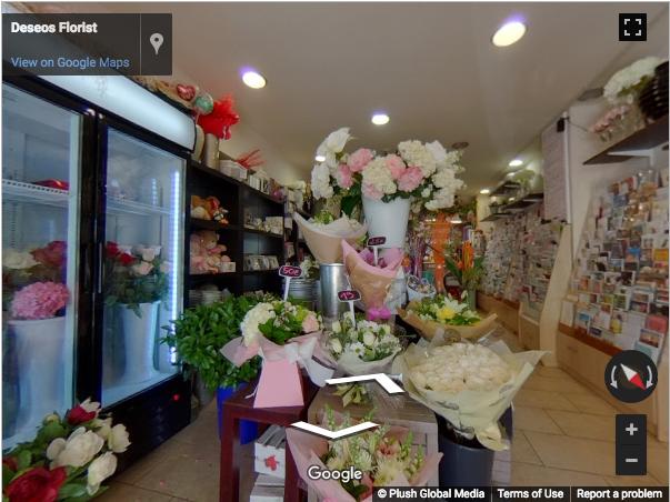 Nueva Andalucía Virtual Tours - Deseos Florist