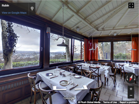 Serbia Virtual Tours – Restoran Rubin