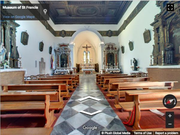 Croatia Virtual Tours - Muzej sv. Frane