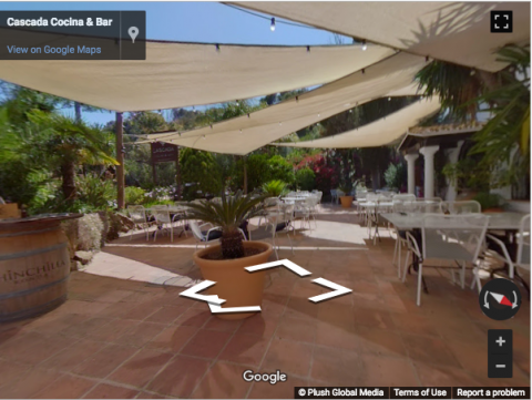 Marbella Virtual Tours – Cascada Marbella
