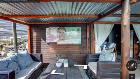 Johannesburg Virtual Tours – Cote Jardin Beauty Spa