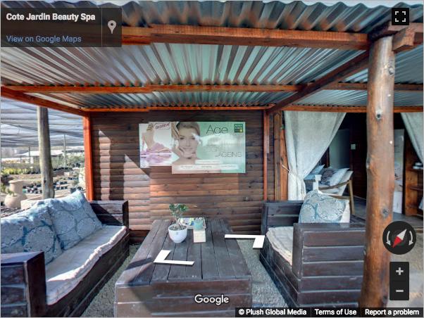 Johannesburg Virtual Tours - Cote Jardin Beauty Spa