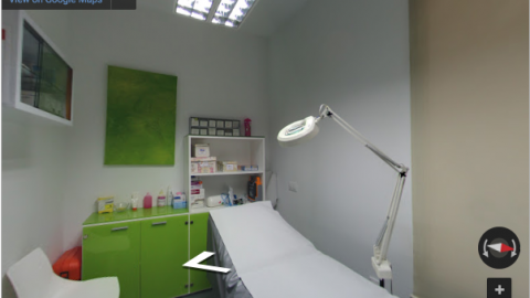 Madrid Virtual Tours – Centro Medico HRocha Rocio de las Nieves