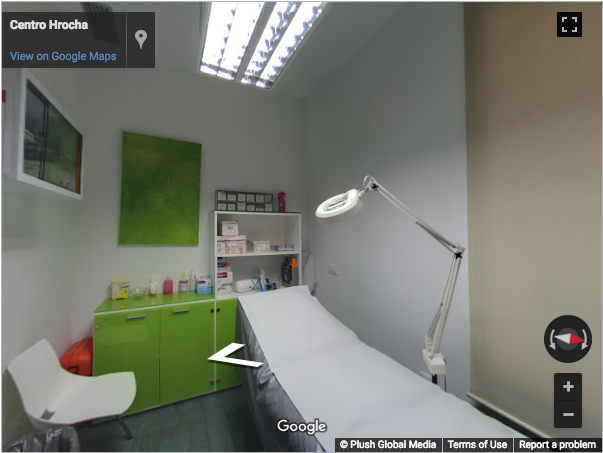 Madrid Virtual Tours - Centro Medico HRocha Rocio de las Nieves