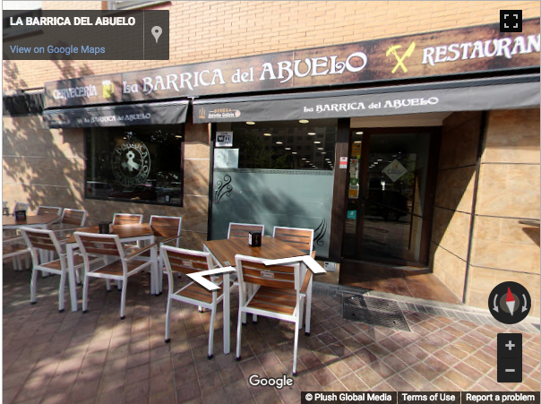 Madrid Virtual Tours - La Barrica