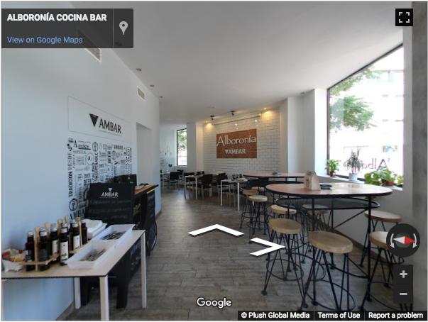 Madrid Virtual Tours - La Alboronia